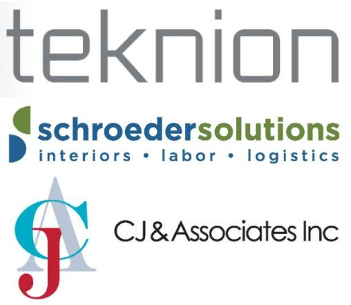 Teknion, Schroeder Solutions, CJ & Associates Share Sponsorship
